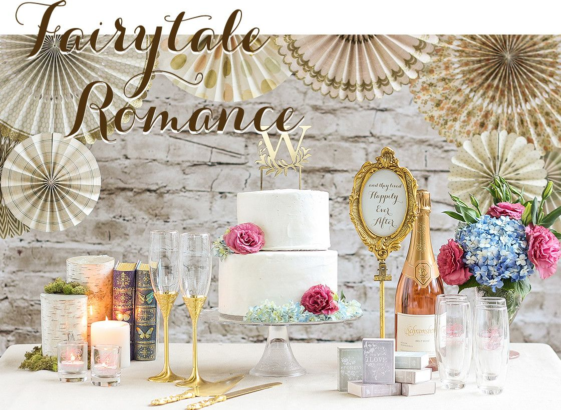 fairytale_happily ever after wedding